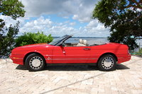 Picture of 1993 Cadillac Allante Base Convertible, exterior