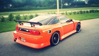 Picture of 1990 Nissan 240SX 2 Dr SE Hatchback, exterior
