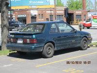 1993 Dodge Shadow 2 Dr ES Hatchback, It's a 1993 Dodge Shadow Es, exterior