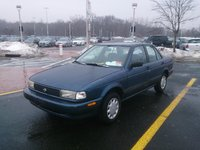 Picture of 1993 Nissan Sentra E, exterior