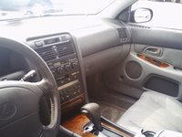 Picture of 1996 Lexus GS 300 Base, interior, gallery_worthy