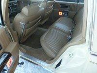 Picture of 1987 Cadillac Fleetwood D'elegance Sedan, interior