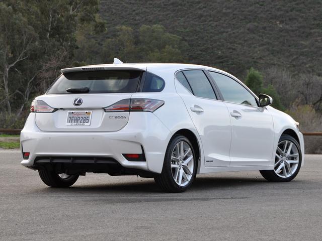 2015 Lexus Ct 200h Test Drive Review Cargurus
