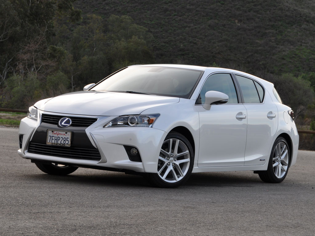 2015 Lexus CT 200h Test Drive Review CarGurus