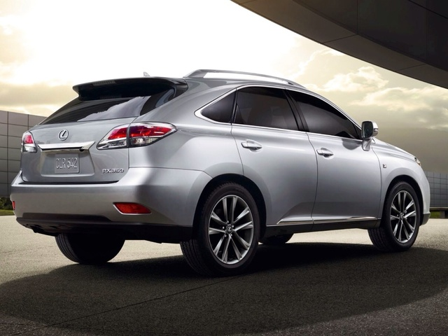 Picture of 2015 Lexus RX 350 F Sport AWD, exterior, gallery_worthy