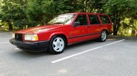 Picture of 1992 Volvo 740 4 Dr Turbo Wagon