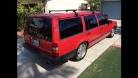 Picture of 1992 Volvo 740 4 Dr Turbo Wagon, exterior