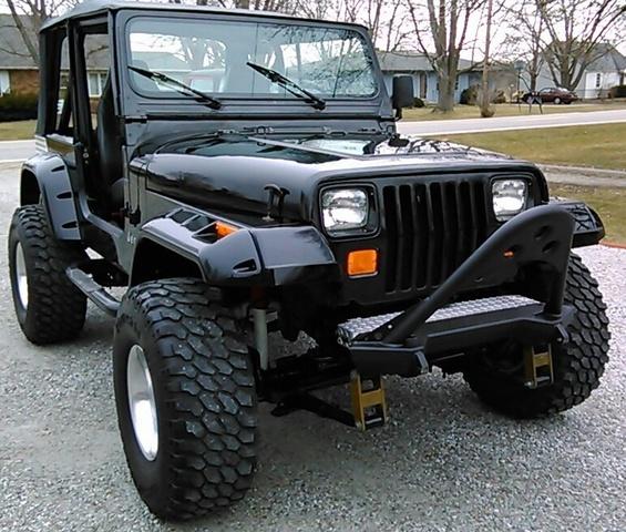 1991 Jeep Wrangler - Pictures - CarGurus