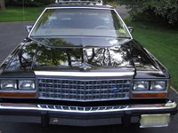 1987 Ford Country Squire Overview