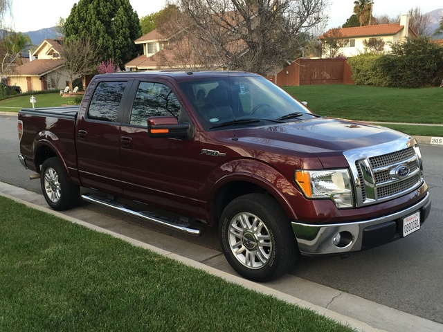 2010 Ford F-150 - Pictures