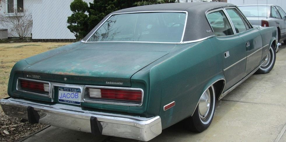 1974 AMC Ambassador - Overview - CarGurus