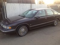 Picture of 1993 Chevrolet Caprice LS Sedan RWD, exterior, gallery_worthy