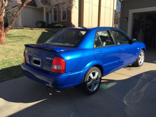 Picture Of 2003 Mazda Protege ES, Exterior, Gallery_worthy