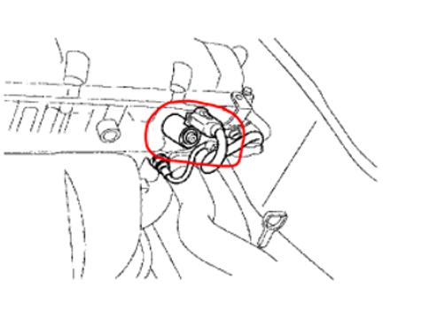 36 2002 Saturn Sl2 Engine Diagram moreover Where Is The Vias Control Solenoid Valve On 04 Nissan Quest in addition 2003 Hyundai Elantra Engine Diagram Portray besides Drive belt removal and installation 219 together with P 0996b43f80e6479e. on 2006 hyundai sonata engine