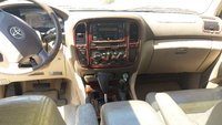 Picture of 2001 Toyota Land Cruiser 4 Dr STD 4WD SUV, interior