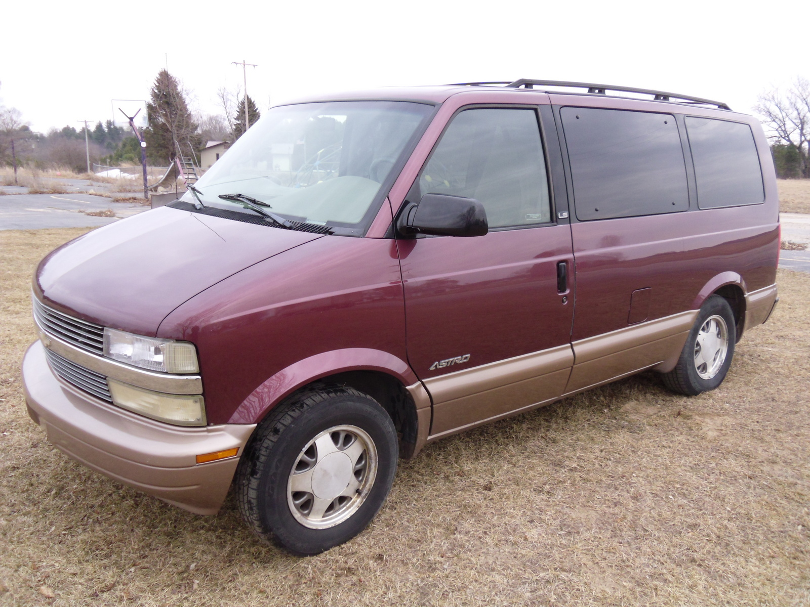 1990 Chevy Astro Van