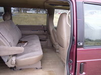 Picture of 1998 Chevrolet Astro 3 Dr STD Passenger Van Extended, interior