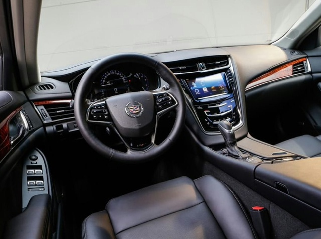 Picture of 2014 Cadillac CTS 3.6L Luxury RWD, interior, gallery_worthy