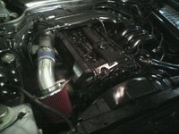 Picture of 1996 Mercedes-Benz SL-Class SL320, engine