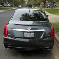 Picture of 2014 Cadillac CTS 3.6L Luxury, exterior