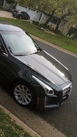 Picture of 2014 Cadillac CTS 3.6L Luxury