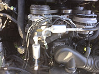 Picture of 1999 GMC Suburban K1500 SLT 4WD, engine