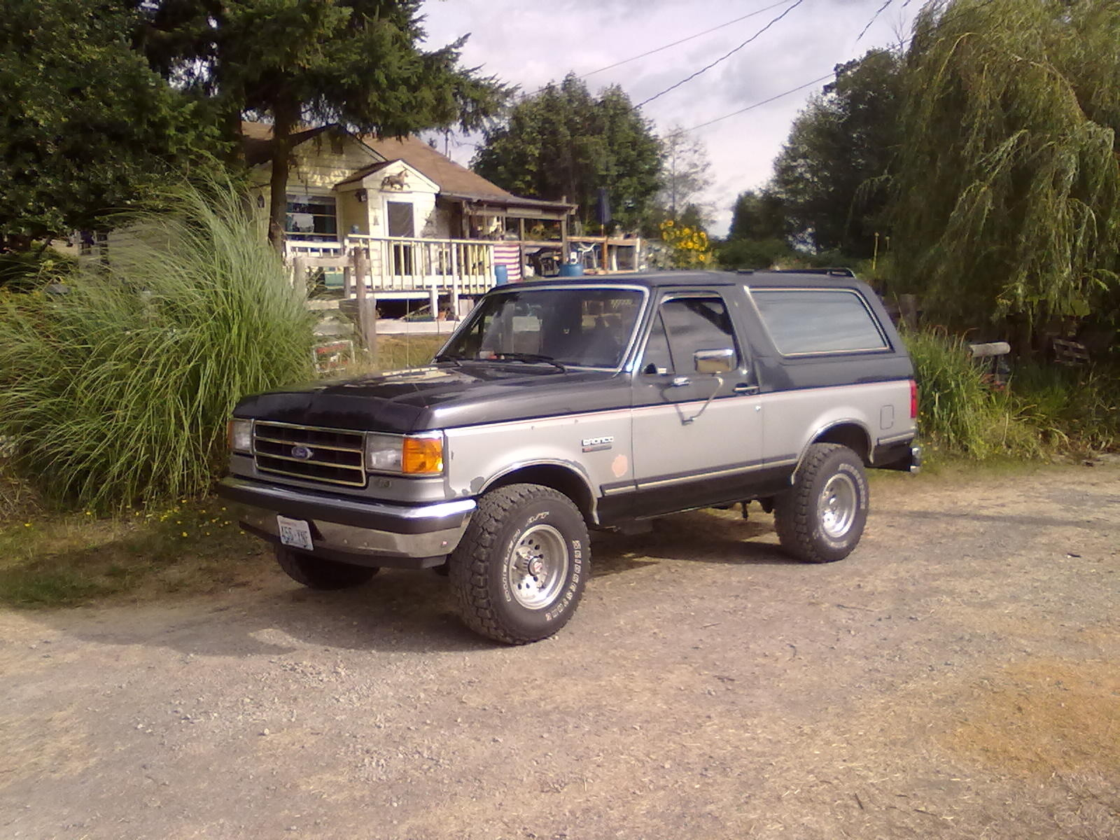 Ford Bronco Questions 1989 Wont Start Cargurus 1995 Alternator Wiring 4 People Found This Helpful