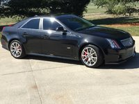 Picture of 2014 Cadillac CTS-V Sedan, exterior, gallery_worthy