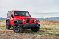 Picture of 2015 Jeep Wrangler Rubicon Hard Rock, exterior