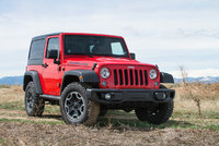 2015 Jeep Wrangler Picture Gallery