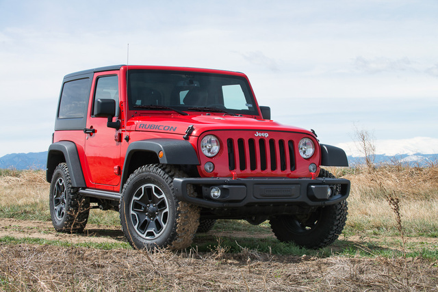 Picture of 2015 Jeep Wrangler Rubicon Hard Rock, exterior, gallery_worthy