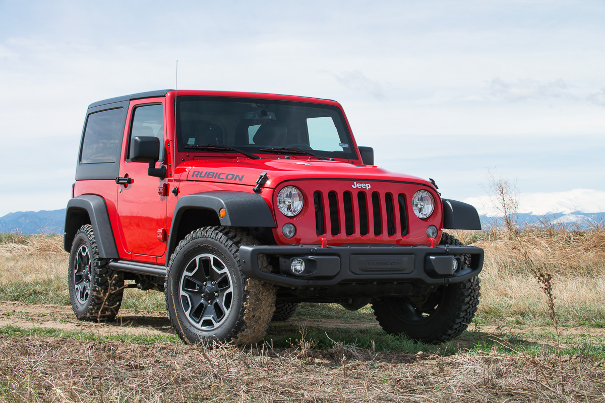 Picture of 2015 Jeep Wrangler Rubicon Hard Rock