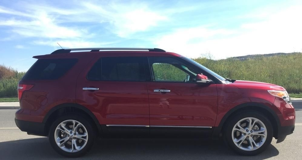 picture of 2014 ford explorer limited 4wd exterior. Cars Review. Best American Auto & Cars Review