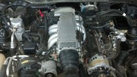 Picture of 1992 Pontiac Firebird Trans Am Convertible, engine