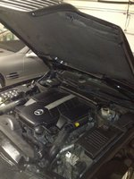 Picture of 1999 Mercedes-Benz SL-Class SL500, engine