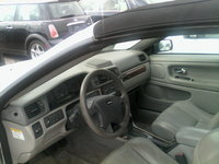 Picture of 2004 Volvo C70 2 Dr LPT Turbo Convertible, interior