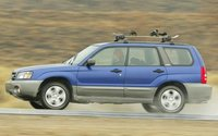 Picture of 2003 Subaru Forester X, exterior
