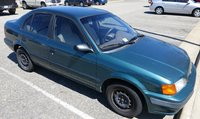Picture of 1996 Toyota Tercel 4 Dr DX Sedan, exterior, gallery_worthy