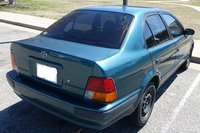 Picture of 1996 Toyota Tercel 4 Dr DX Sedan, exterior