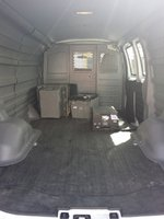 Picture of 2012 Chevrolet Express Cargo 1500, interior