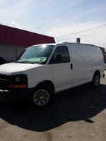 Picture of 2012 Chevrolet Express Cargo 1500, exterior