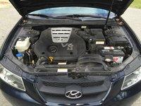 Picture of 2007 Hyundai Sonata Limited, engine