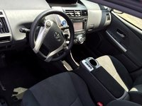 Picture of 2013 Toyota Prius v Three, interior, gallery_worthy