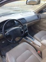 Picture of 1997 Honda Accord EX Coupe, interior
