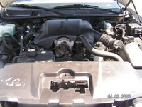 Picture of 2001 Lincoln Town Car Executive, engine