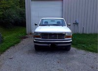 Picture of 1993 Ford F-250 2 Dr XLT Standard Cab LB, exterior