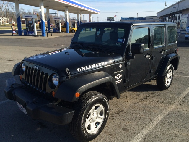 picture of 2013 jeep wrangler unlimited sport exterior. Cars Review. Best American Auto & Cars Review