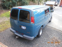 1998 GMC Savana Cargo Overview