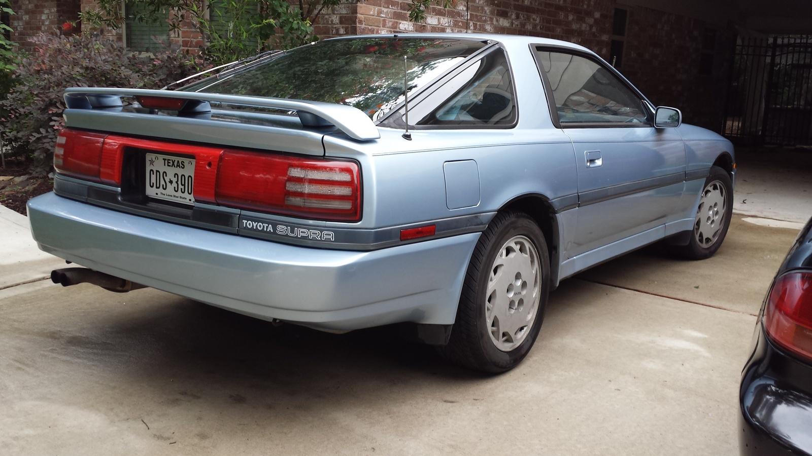 1990 Toyota Supra Pictures Cargurus