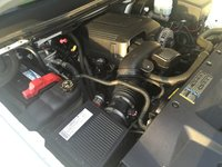 Picture of 2007 GMC Sierra Classic 1500 2 Dr Work Truck Standard Cab Long Bed 2WD, engine